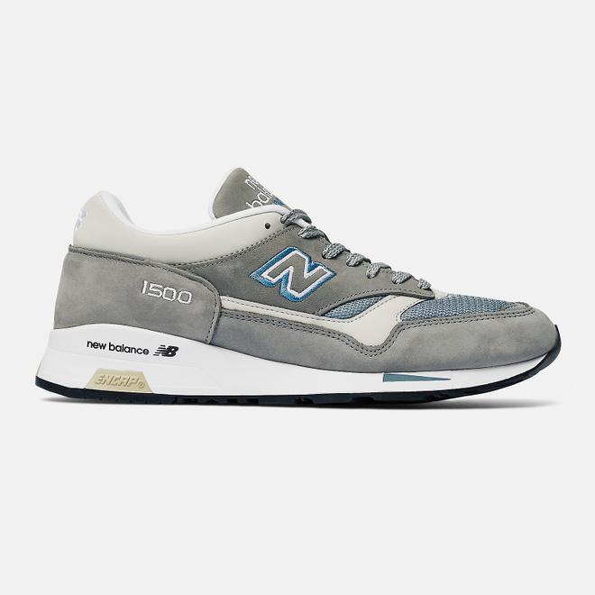 New Balance MADE UK 1500 - Grey met Blue