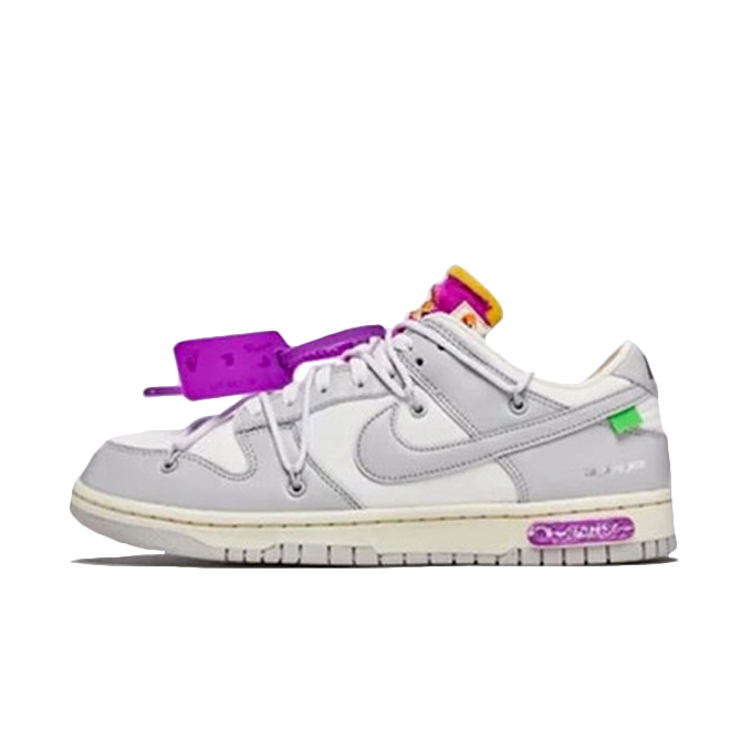Off-White x Nike Dunk Low Lot 3