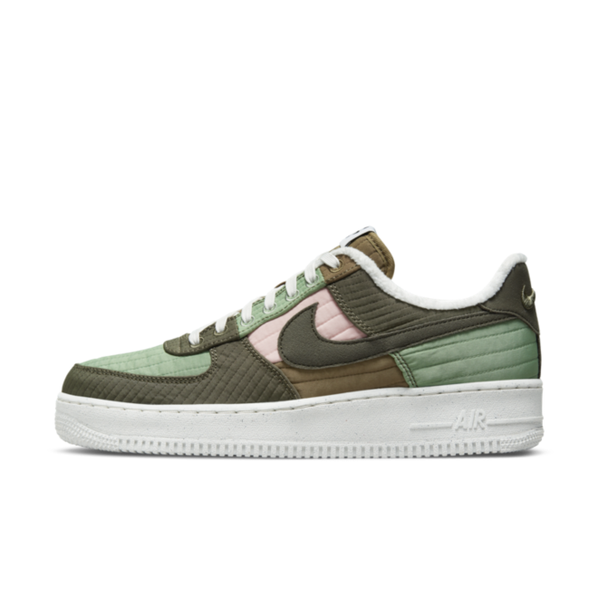 Nike Air Force 1 'Oil Green' - Toasty Pack