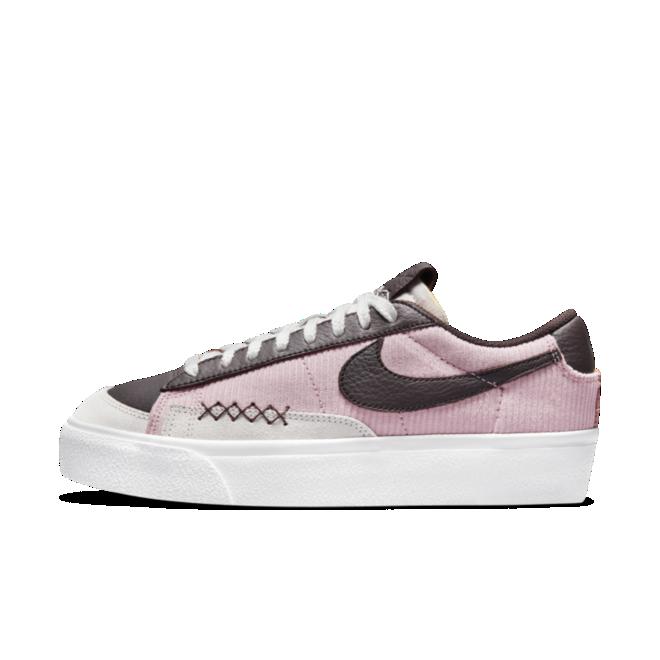 Nike Blazer Low Platform 'Pink Glaze'