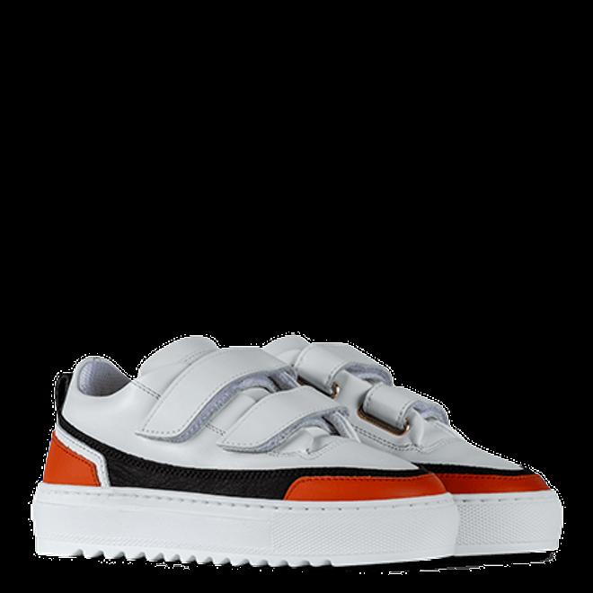 Mason Garments Kids - Firenze Velcro Track Multi - Orange-29