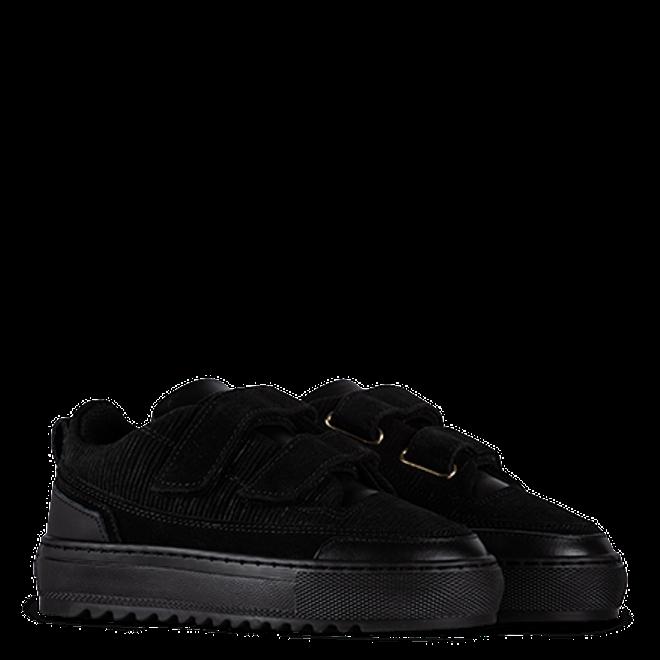Mason Garments Kids - Firenze Velcro Versatile - Black-28