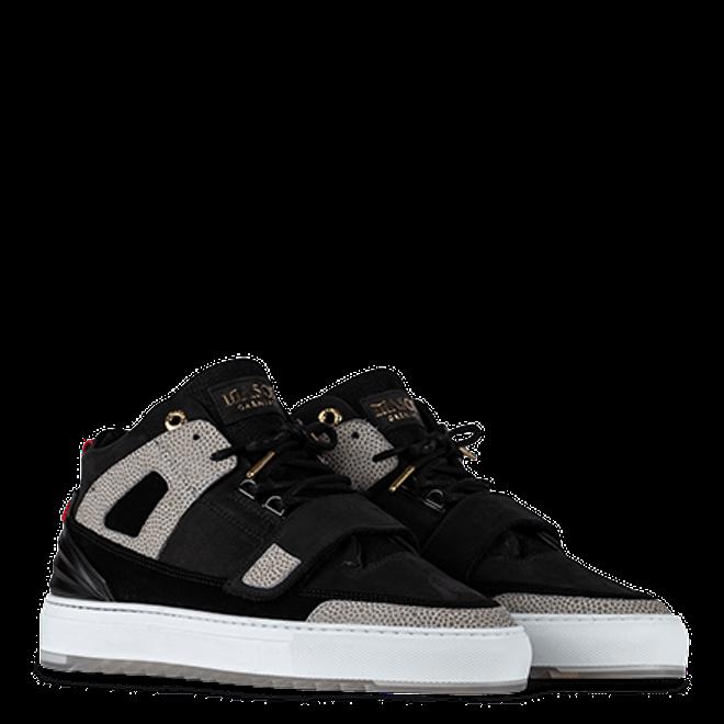 Mason Garments Firenze Mid - Versatile - Black-45