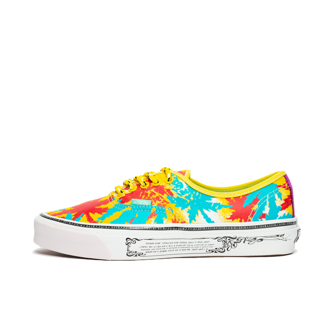 Aries X Vans OG Authentic LX 'Weed Muted;