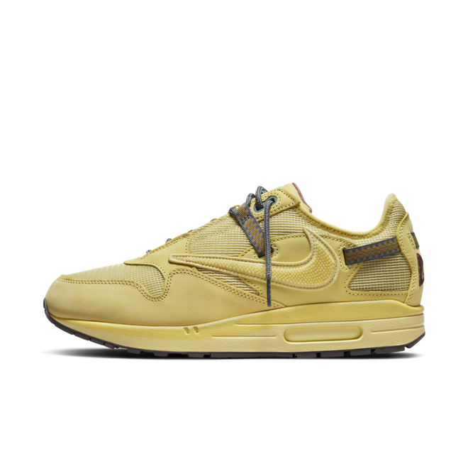 Travis Scott X Nike Air Max 1 'Wheat'