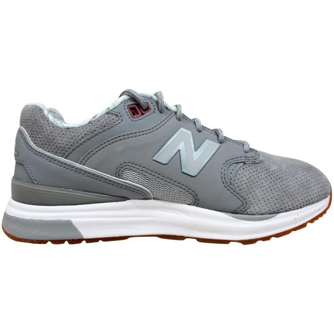 New Balance 1550 Suede Grey/Steel Silver (W)