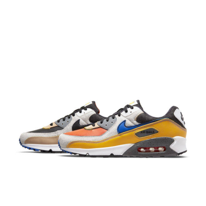 Nike Air Max 90 'Alter and Reveal' zijaanzicht