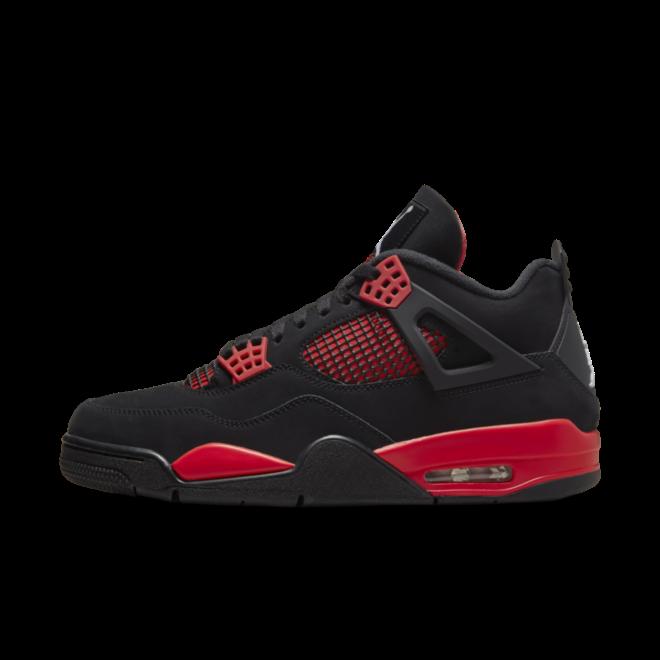 Air Jordan 4 Retro Red Thunder