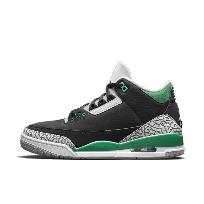 Air Jordan 3 Retro 'Pine Green' CT8532-030