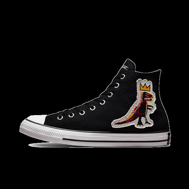 Basquiat X Converse Chuck High 'Dino'