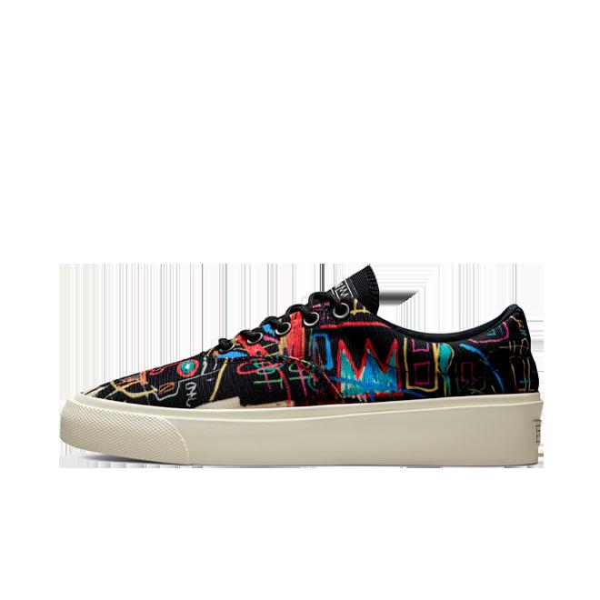 Basquiat X Converse Skidgrid Low 172584C