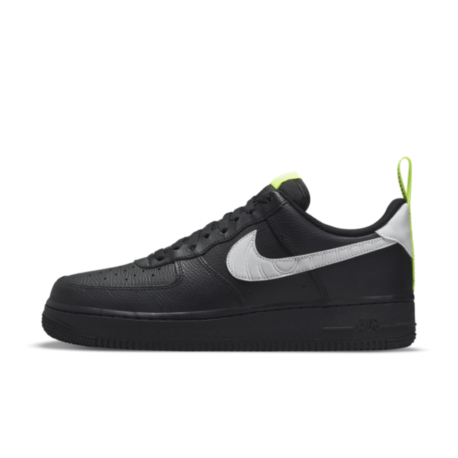 Nike Air Force 1 Low WT 'Reflective Swoosh' - Black