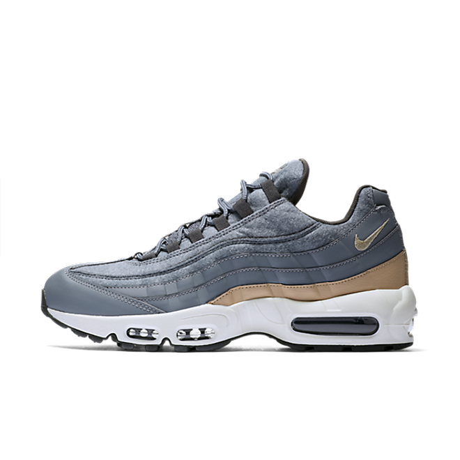 "Nike Air Max 95 Premium ""Cool Grey"""