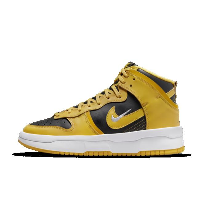 Nike Dunk High Rebel 'Varsity Maize'