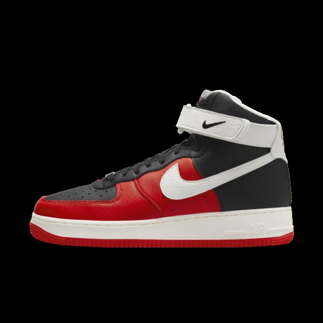 Nike Air Force 1 High 'Chile Red' - NBA 75th Anniversary