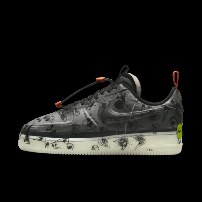 Nike Air Force 1 Experimental Halloween