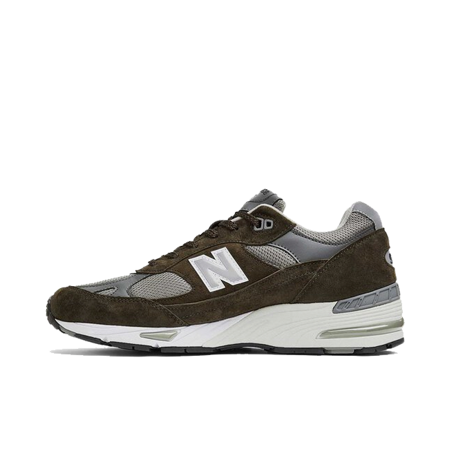 New Balance 991 Dark Green Grey