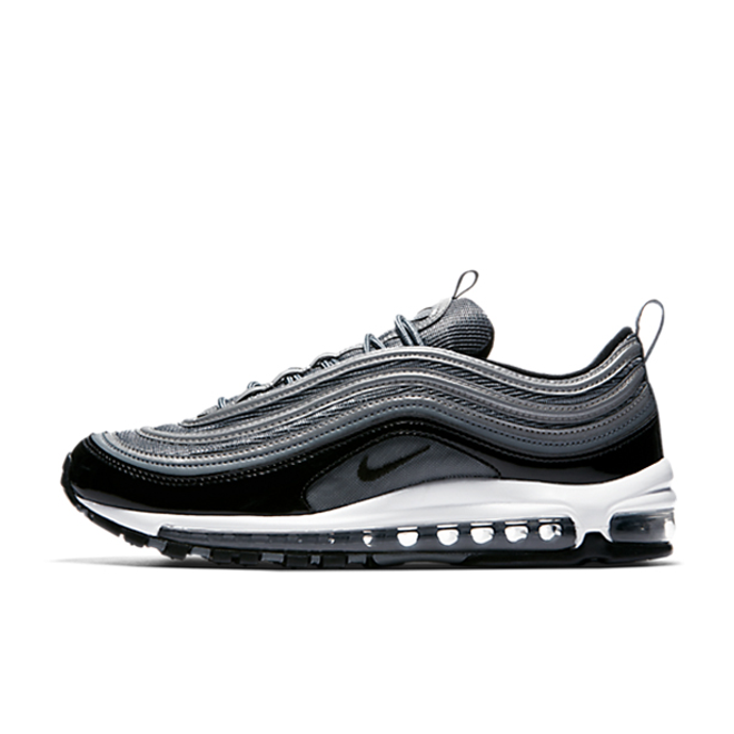 aerolíneas Nylon Adolescente  Nike Air Max 97 'Black/Grey' | 921826-010 | Sneakerjagers