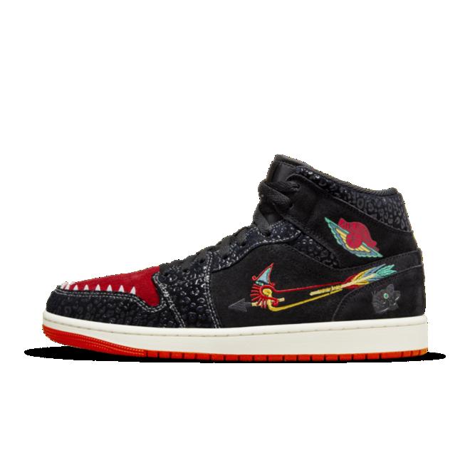 Air Jordan 1 Dia de Los Muertos - 2021