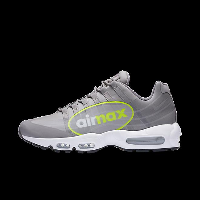 "Nike Air Max 95 Big Logo ""Dust/Volt"""
