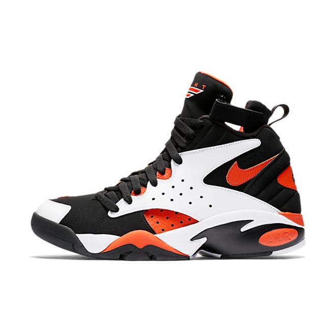 Nike Air Maestro 2 LTD 'Rush Orange' zijaanzicht
