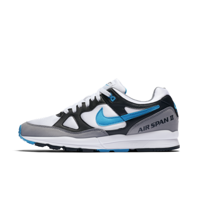 Nike Air Span II 'Dust/Laser Blue'