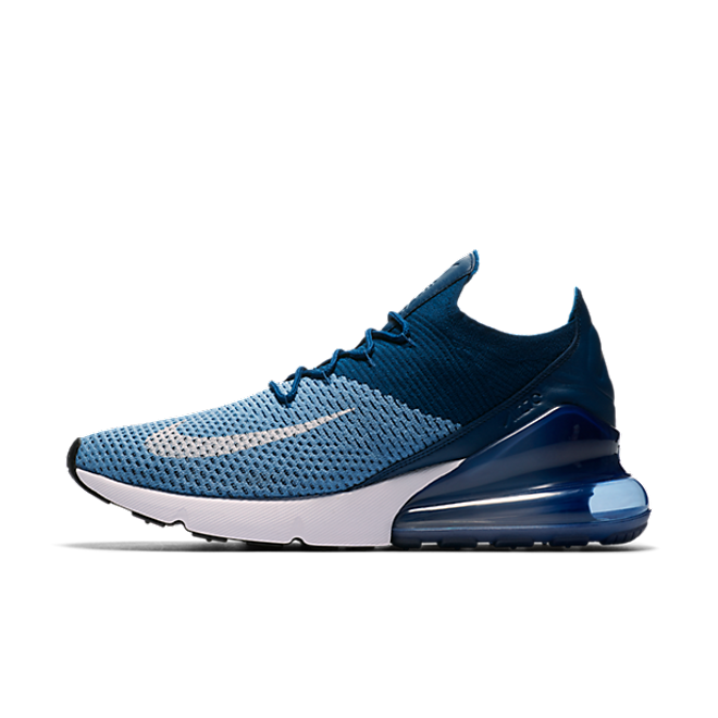 Nike Air Max 270 FlyKnit 'Blue'