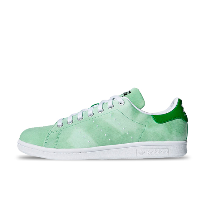 Pharrell x adidas Stan Smith Hu Holi 'Green' zijaanzicht