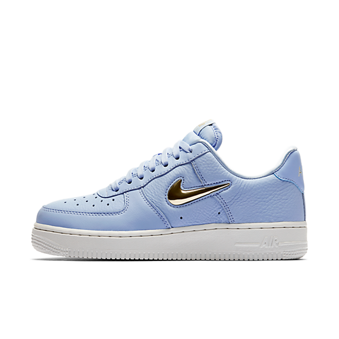 Nike Wmns Air Force 1 `07 Premium LX 'Light Blue' | AO3814 400