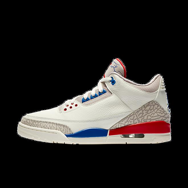 Air Jordan 3 Retro Charity Game zijaanzicht