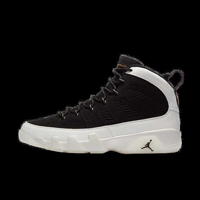 "Air Jordan IX ""La "" zijaanzicht"