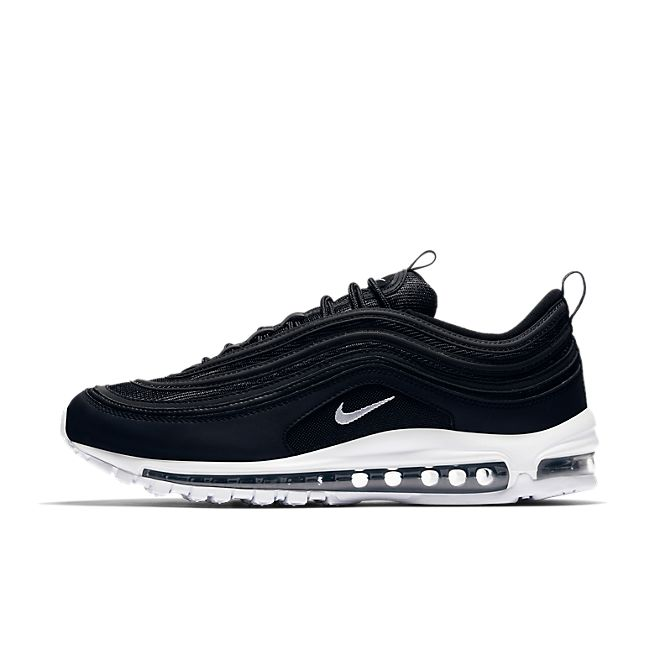 "Nike Air Max 97 ""Black/White"""