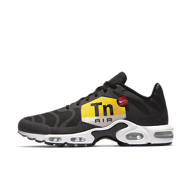 "Nike Air Max Plus Big Logo ""Black/White"""