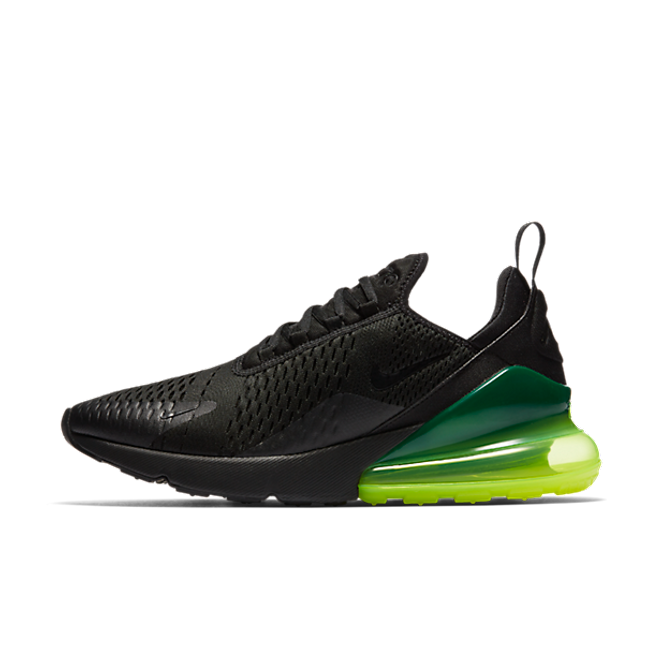Nike Air Max 270 'Black/Forest Green'