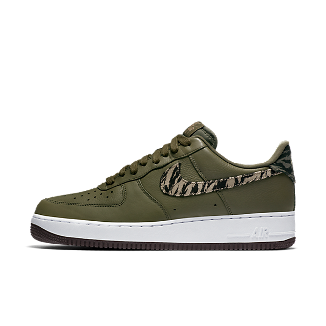 Nike Air Force 1 Low Funky Pattern 'Green'