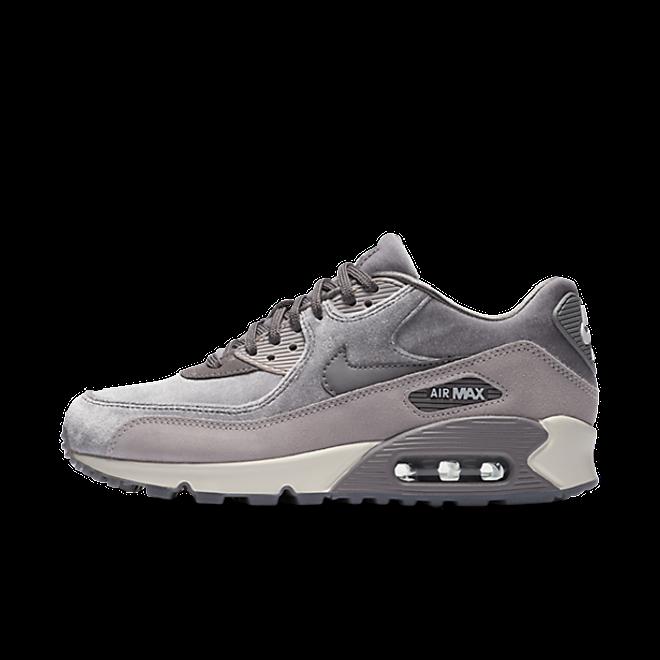 Nike Air Max 90 LX GunsmokeAtmosphere Grey | 898512 007