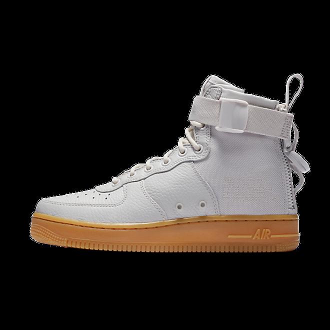 """Nike SF Air Force 1 Mid """"Vast Grey"""""""