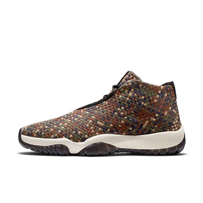Air Jordan Future Premium 'Camo' zijaanzicht