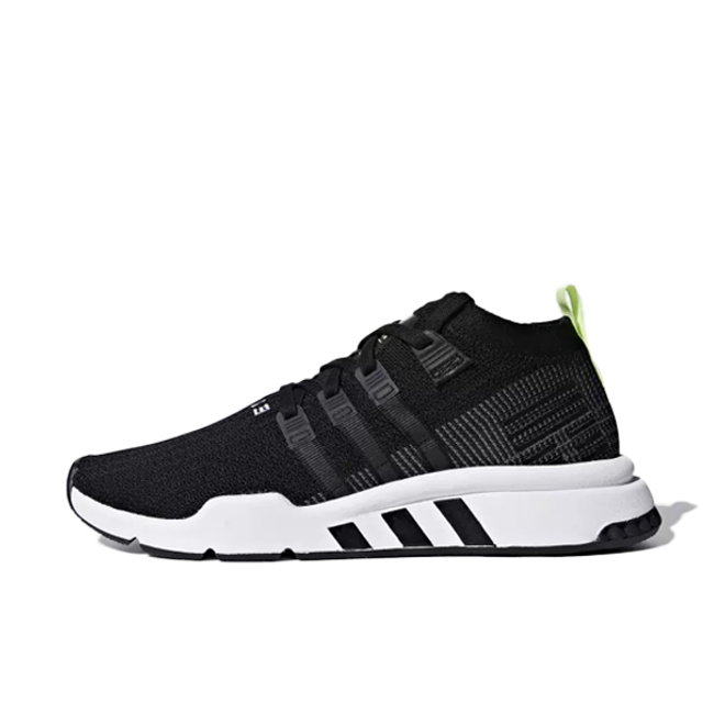 adidas EQT Support Mid Black | B37435 | Sneakerjagers