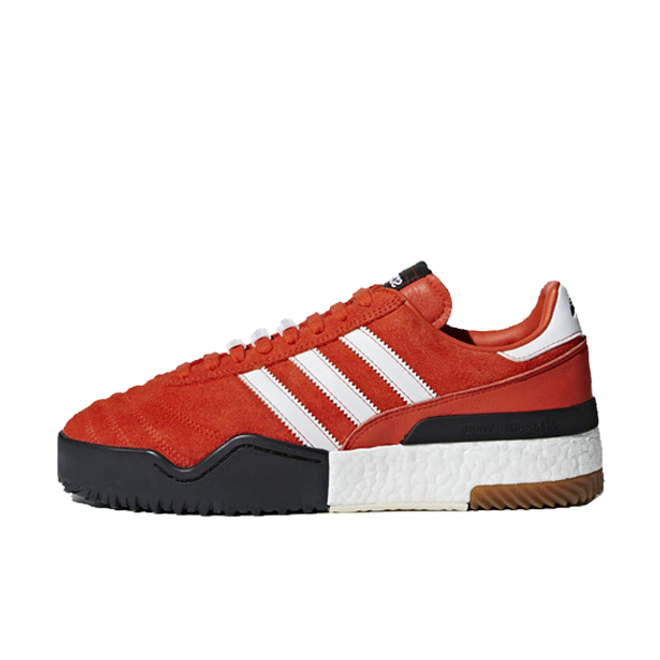 adidas Originals by Alexander Wang Bball Soccer 'Red' zijaanzicht