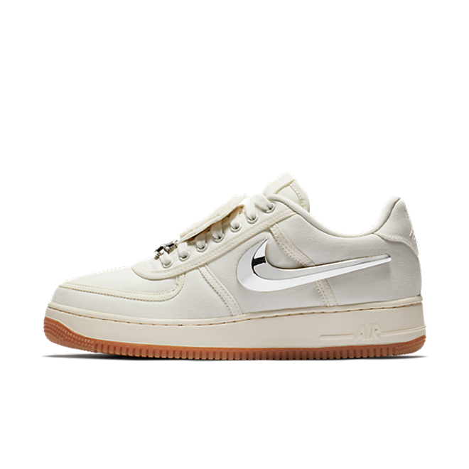 Air Force 1 X Travis Scott 'Sail' zijaanzicht
