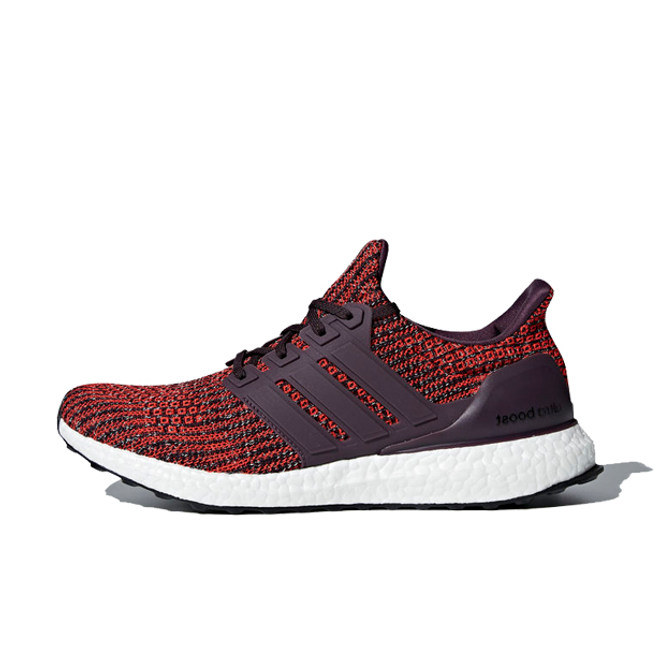 adidas Ultraboost 'Noble Red' zijaanzicht