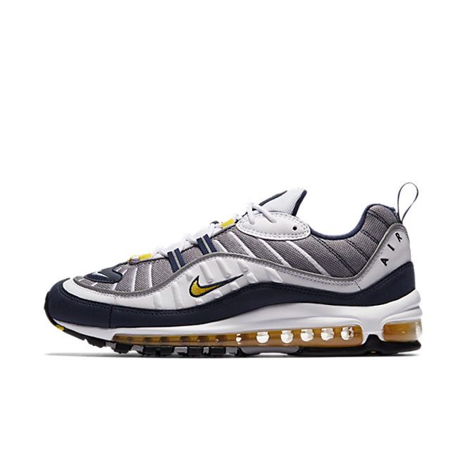 "Nike Air Max 98 ""Yellow Tour"""
