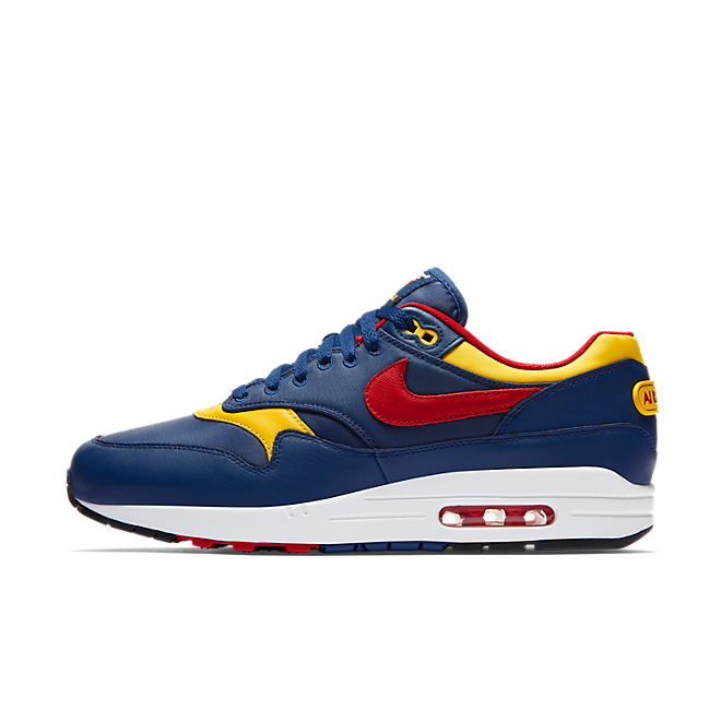 "Nike Air Max 1 Premium ""Navy/Gym Red"""