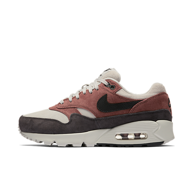 Nike Wmns Air Max 90/1 'Red Sepia' zijaanzicht
