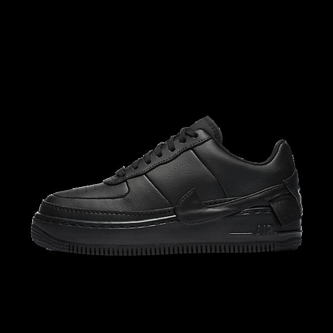 Nike Air Force 1 Jester XX 'Triple Black' zijaanzicht
