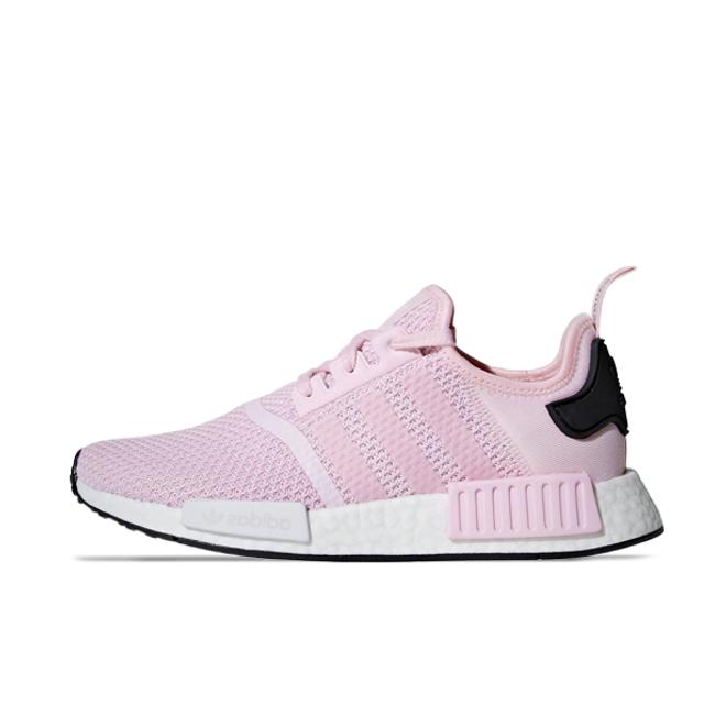 adidas Womens NMD_R1 Pink zijaanzicht