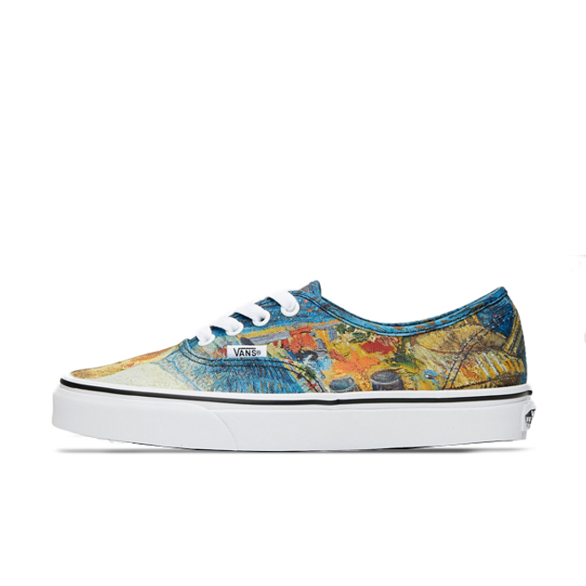 Vans X van Gogh UA Authentic