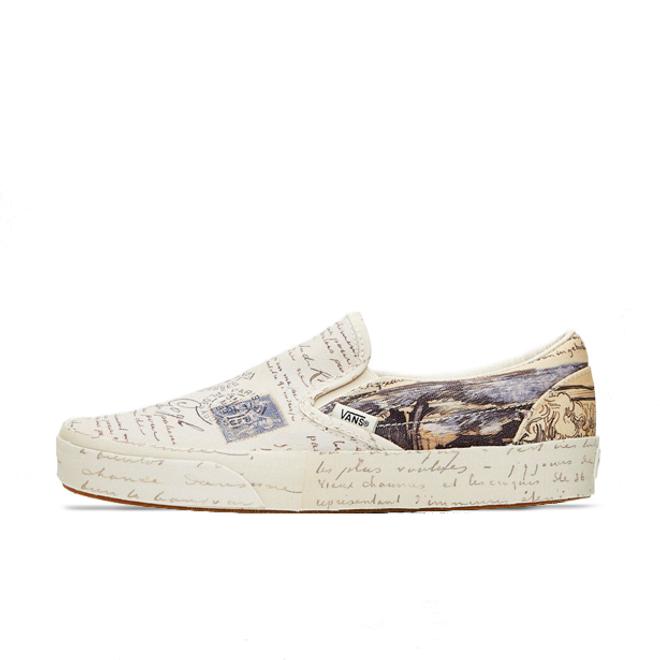 Vans X van Gogh Classic Slip-On