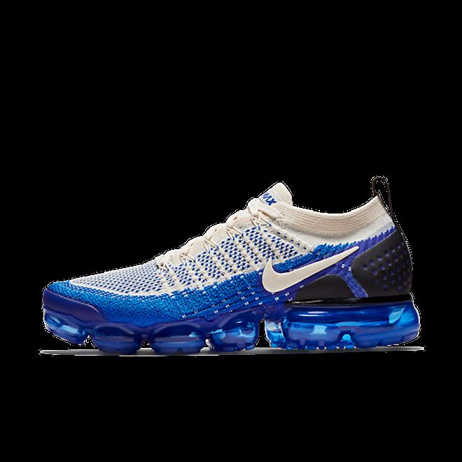 Nike Air VaporMax Flyknit 2.0 'Blue/ Light Cream'